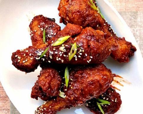 Brisbane Best Korean Fried Chicken Brisbane Pinterest Korean