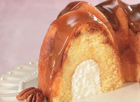 Desserts #pralinecake