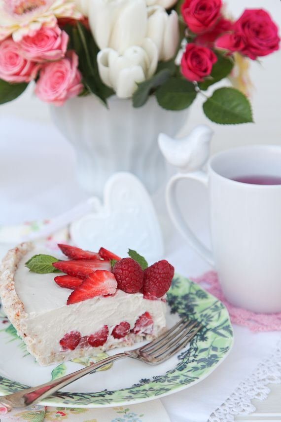 Gorgeous..cake and coffee..