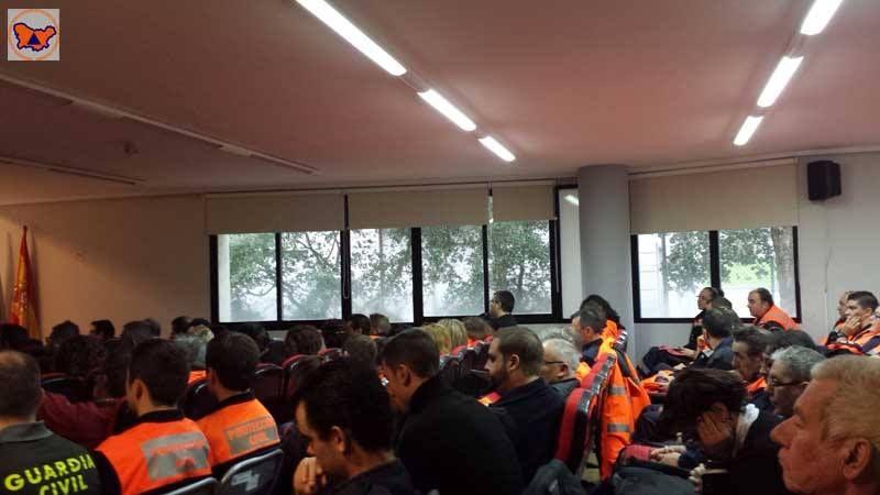Xornadas Proviciais de Protección Civil de Ourense. Novembro 2014 (2)