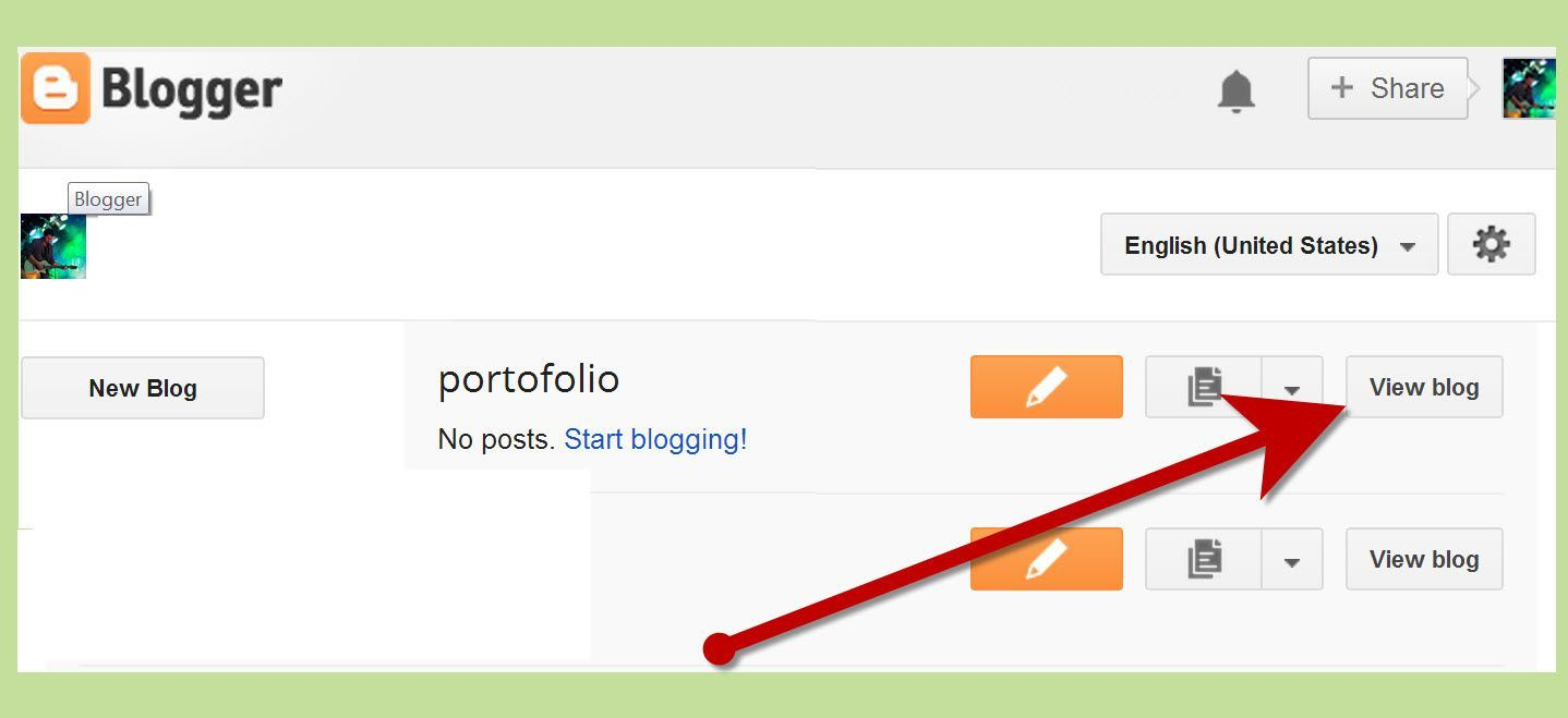 Create an Online Portfolio #onlineportfolio How to Create an Online Portfolio with Blogger-- via wikiHow.com #onlineportfolio