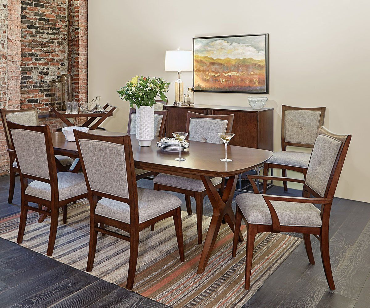 Austin Dining Table From Parcel And Stone The Epitome Of Refined
