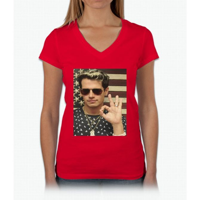 Milo Yiannopoulos Womens V-Neck T-Shirt