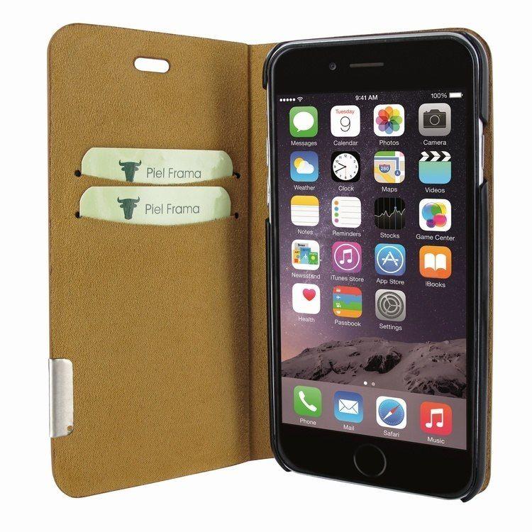 Piel frama iphone 7 plus 8 plus framaslimcards leather