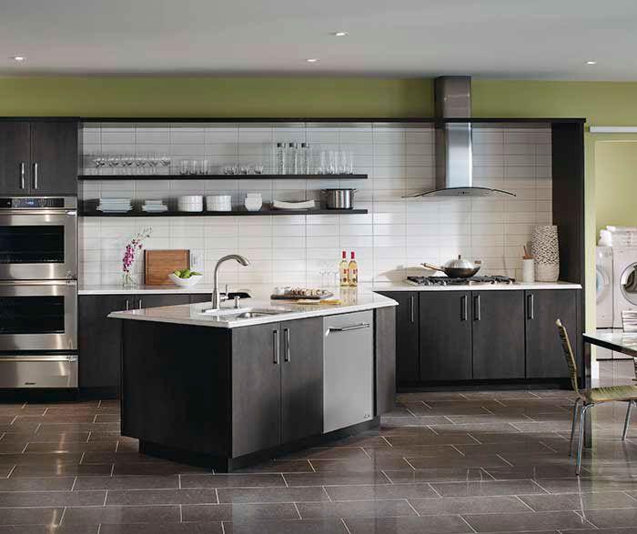 Best 20 Mind Blowing Gray Kitchen Cabinets Design Ideas Dark 400 x 300