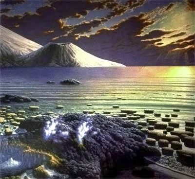 Archean Era In The Beginning The Earth Must Have Displayed A
