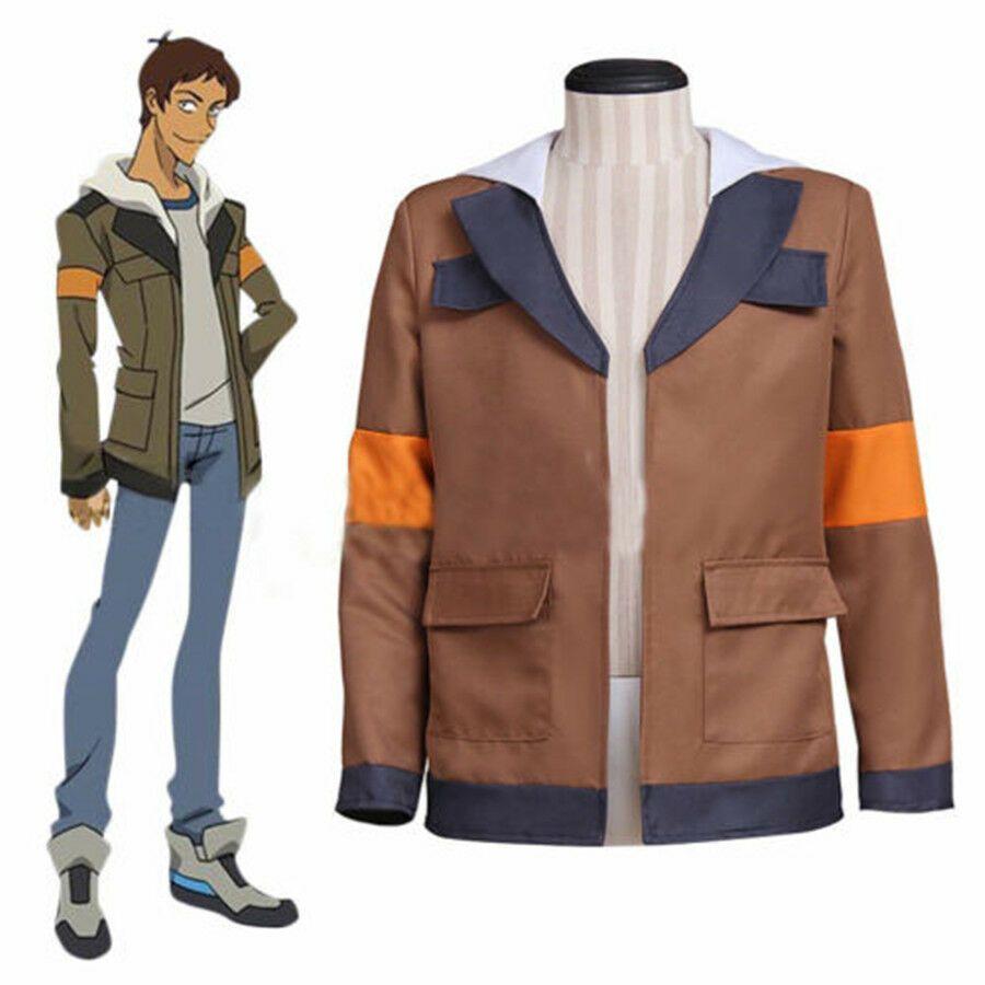 Legendary Defender Lance  Hoodie  Coat Jacket Cosplay Costume Made