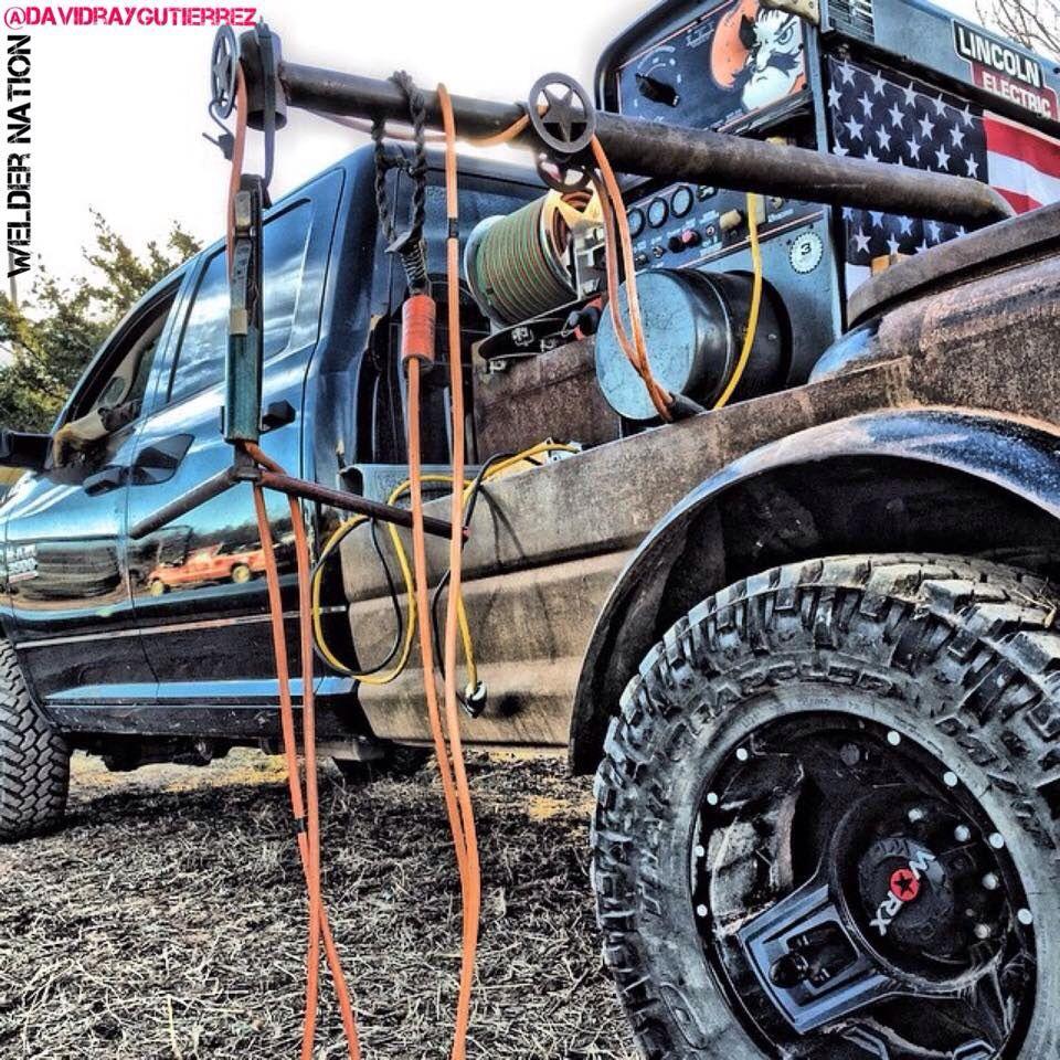 Do work Welding rigs, Pipeline welding, Welding trucks