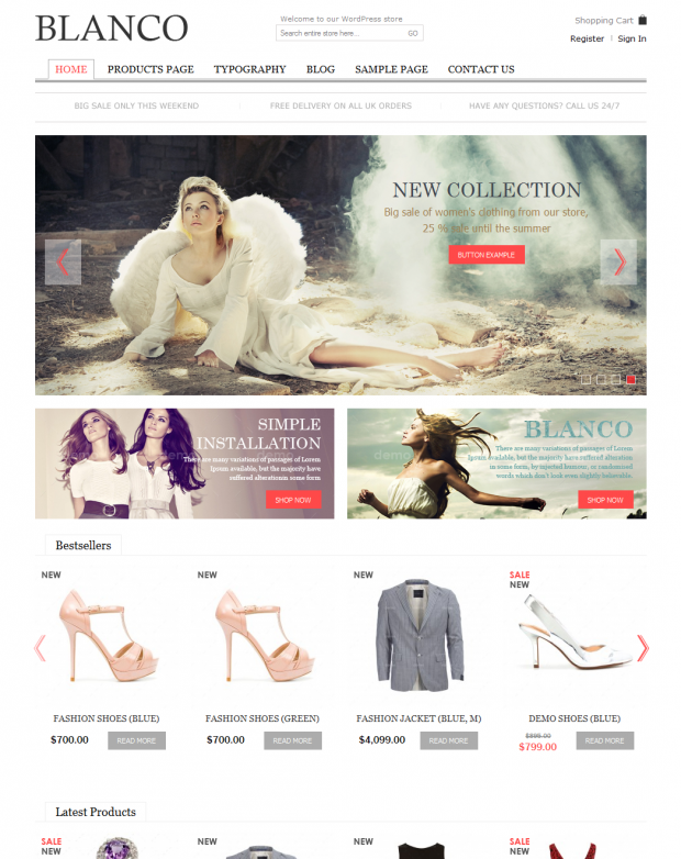 20 Best Magento Themes – Get Inspired And Start Your Own Photo Store