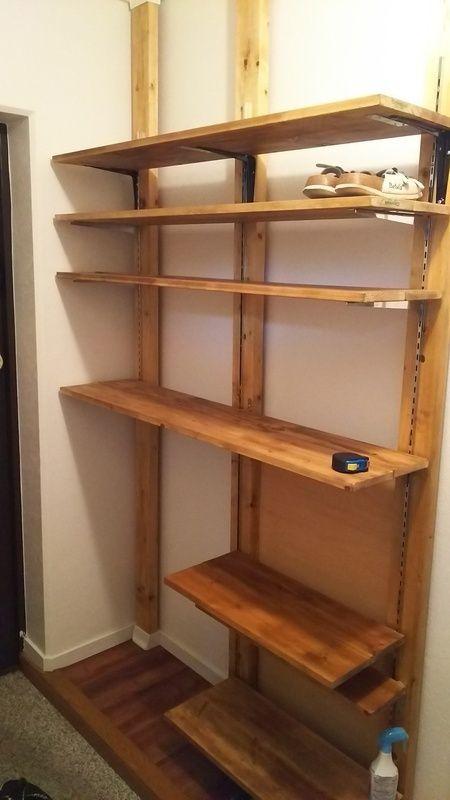 壁面収納diyアイデア集 デッドスペースを上手く活かして賢く収納