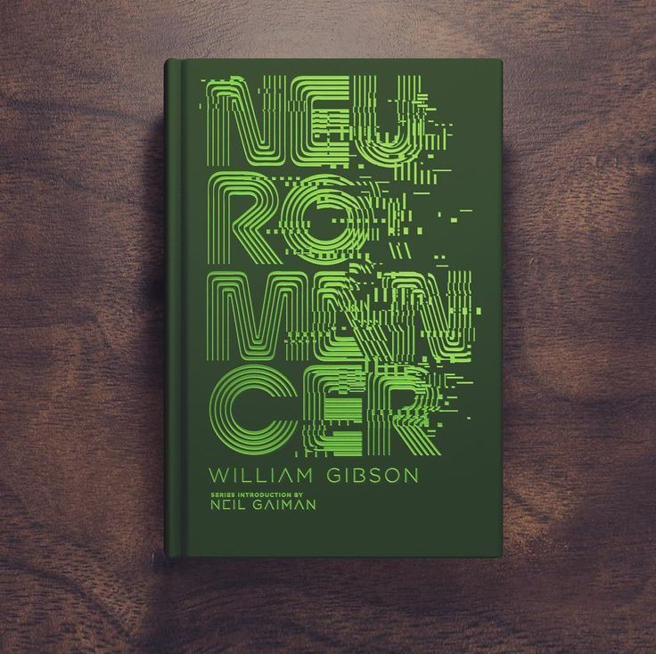 Neuromancer cover by trochut