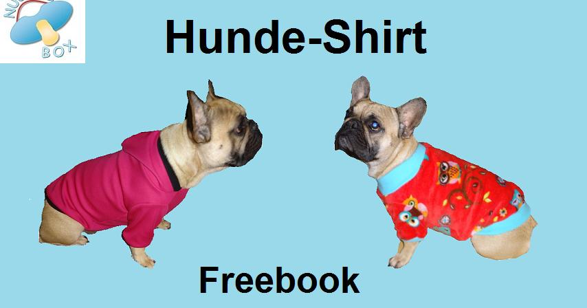 Nuckelbox: Ein eigenes Hunde-Shirt-Schnittmuster entwerfen | DIY and ...
