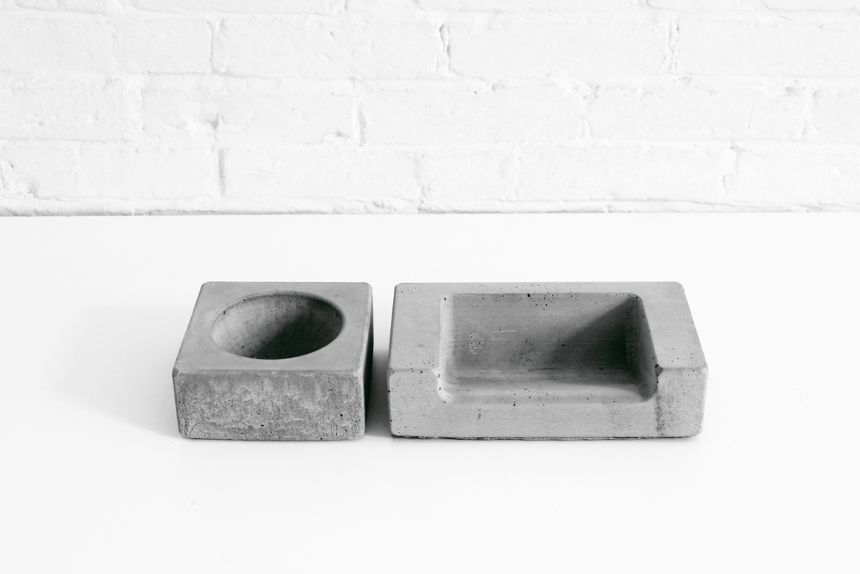 Concrete dog bowls by The Urban Animal Scientist | Me ️ ...