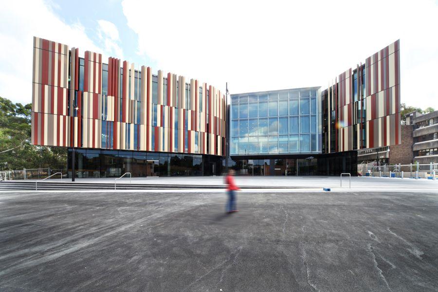 Macquarie University Library Melbourne Design Awards