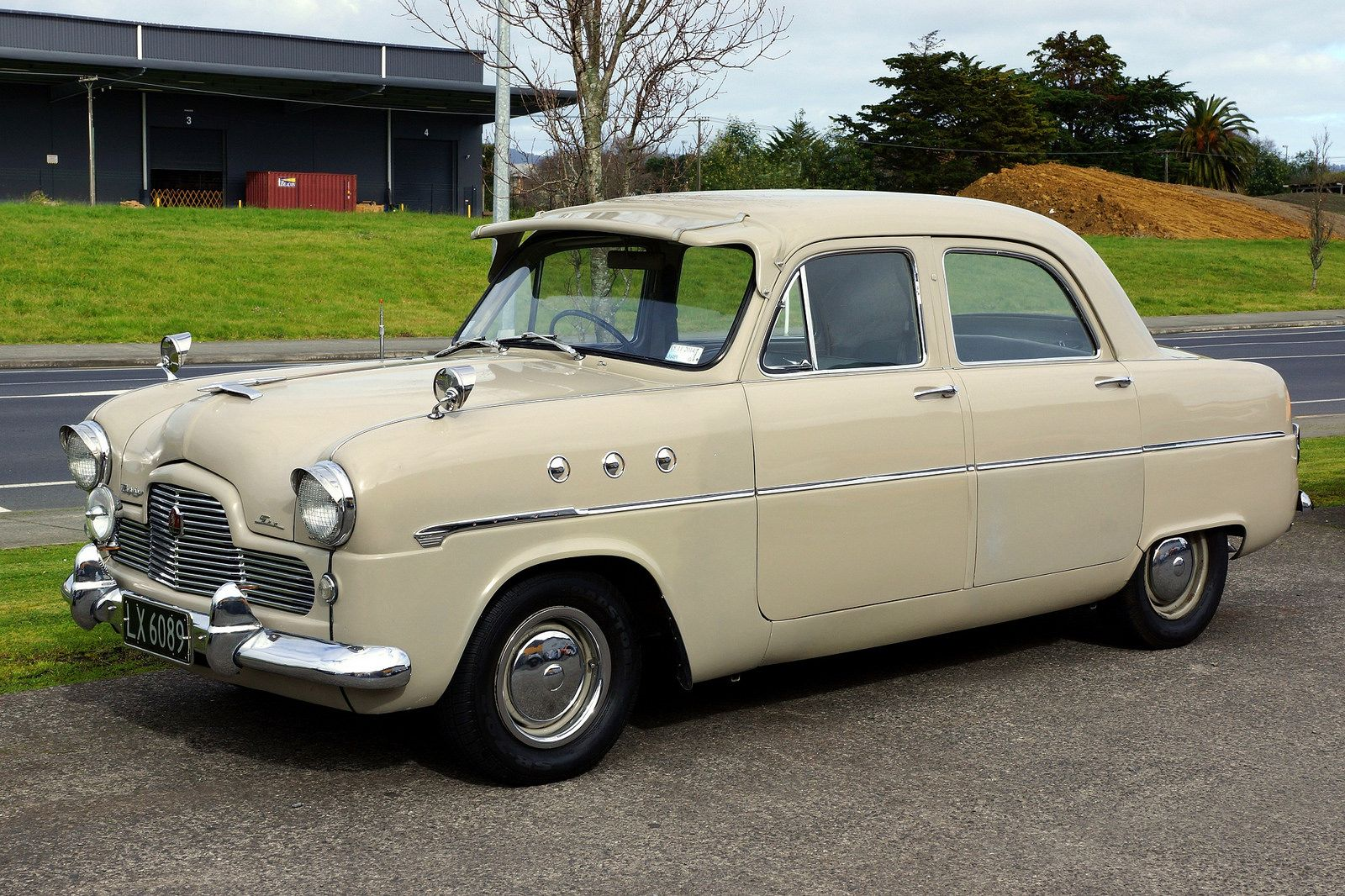 Image of Ford Zephyr 2.2 12v - [1950]