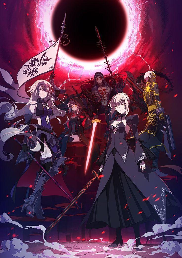 Alter servants | type-moon | Fate servants, Fate zero ...