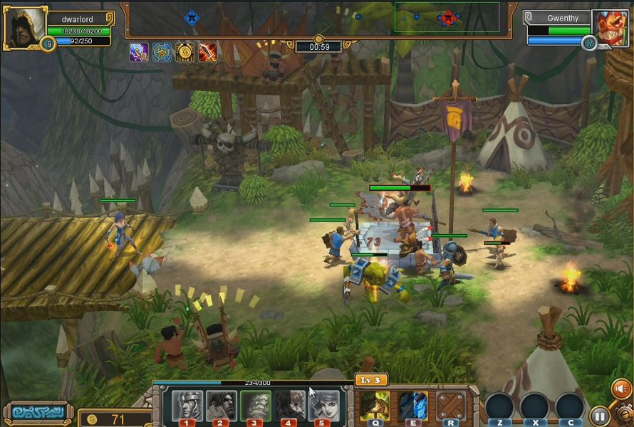 Mmo Real Time Strategy Browser Games | Games World
