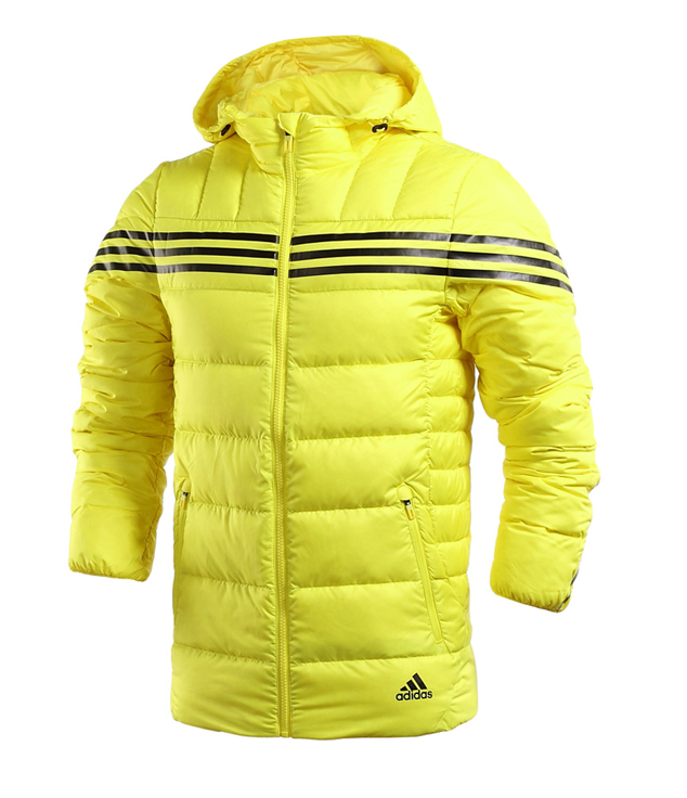 ADIDAS LEISURE HOODED WINTER DOWN JACKET WIND PROOF AB4626 AB4629 AB4627  AB4628 d9e8ee9a863