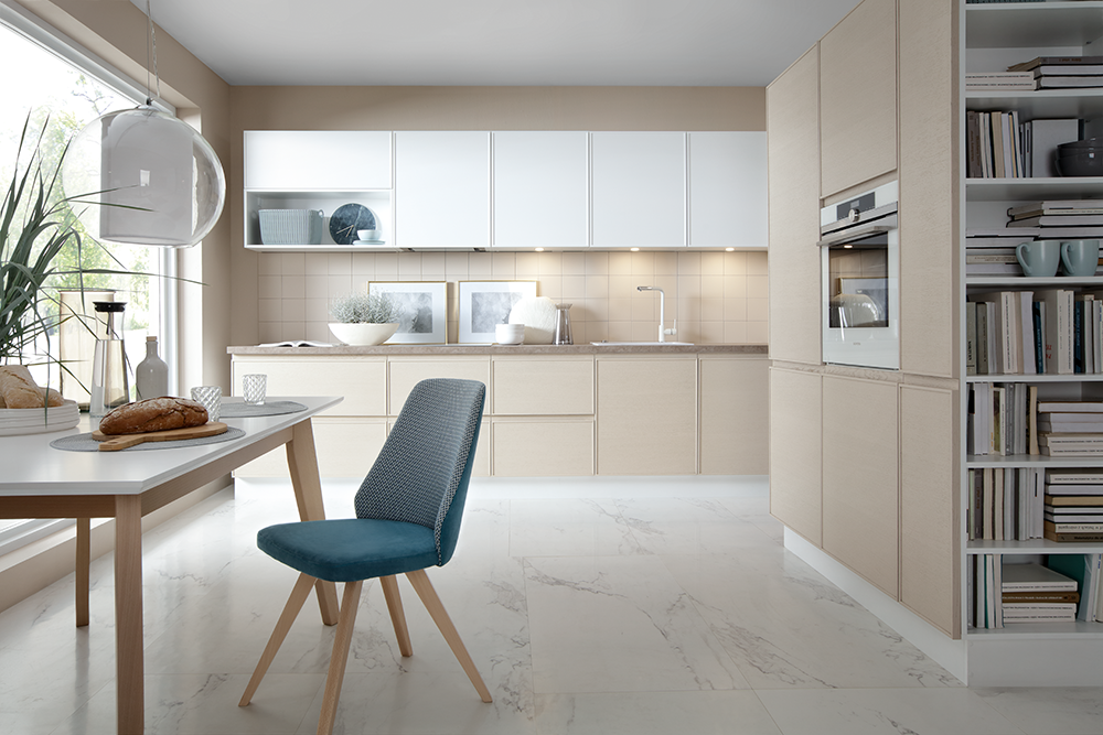 Sensokitchen Brw Kitchen Kuchnia Simple Minimal Bright