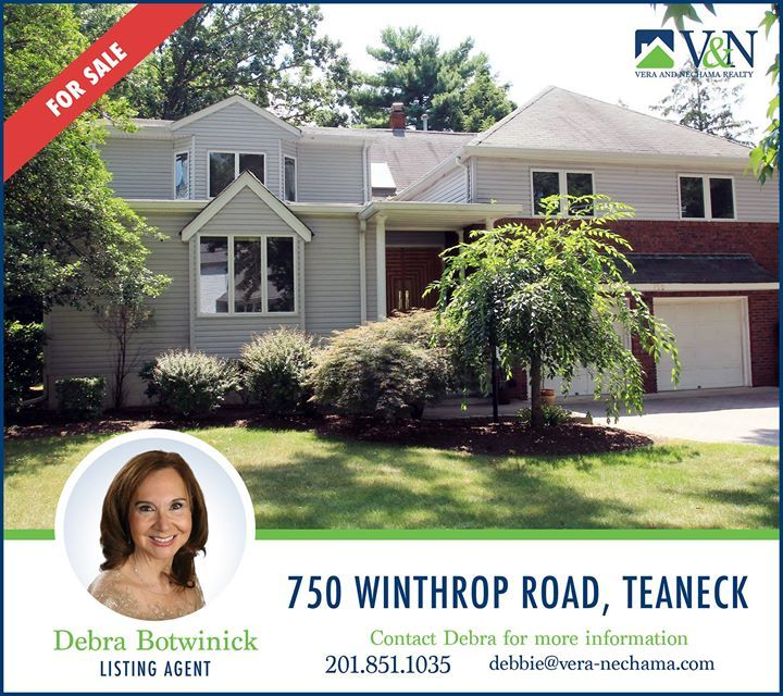 Looking for a house? Contact us for more listings! Debra Botwinick - V & N Realty - 201-851-1035 or visit us online at http://ift.tt/1T2uspC #teaneck #bergenfield #newmilford #realestate #veranechamarealty #njrealestate #realtor #homesforsale More Listings. More Experience. More Sales. - http://ift.tt/1QGcNEj