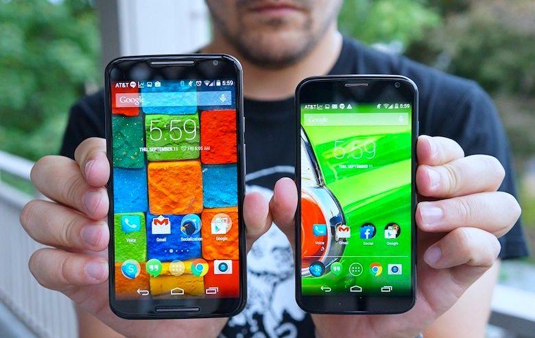 Moto X 2013 Vs Moto X 2014 What Did Motorola Change Motorola Geek Tech And Design