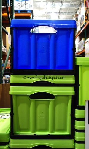Costco Clever Crates Collapsible Utility Box 12 99 Utility Box Crates Utilities