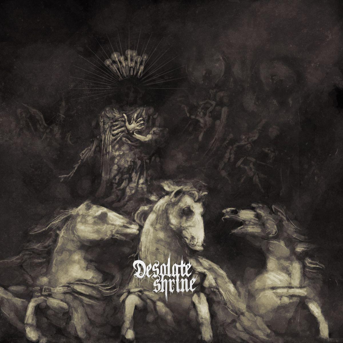 Desolate Shrine - The Heart of the Netherworld (2015) review @ Murska-arviot