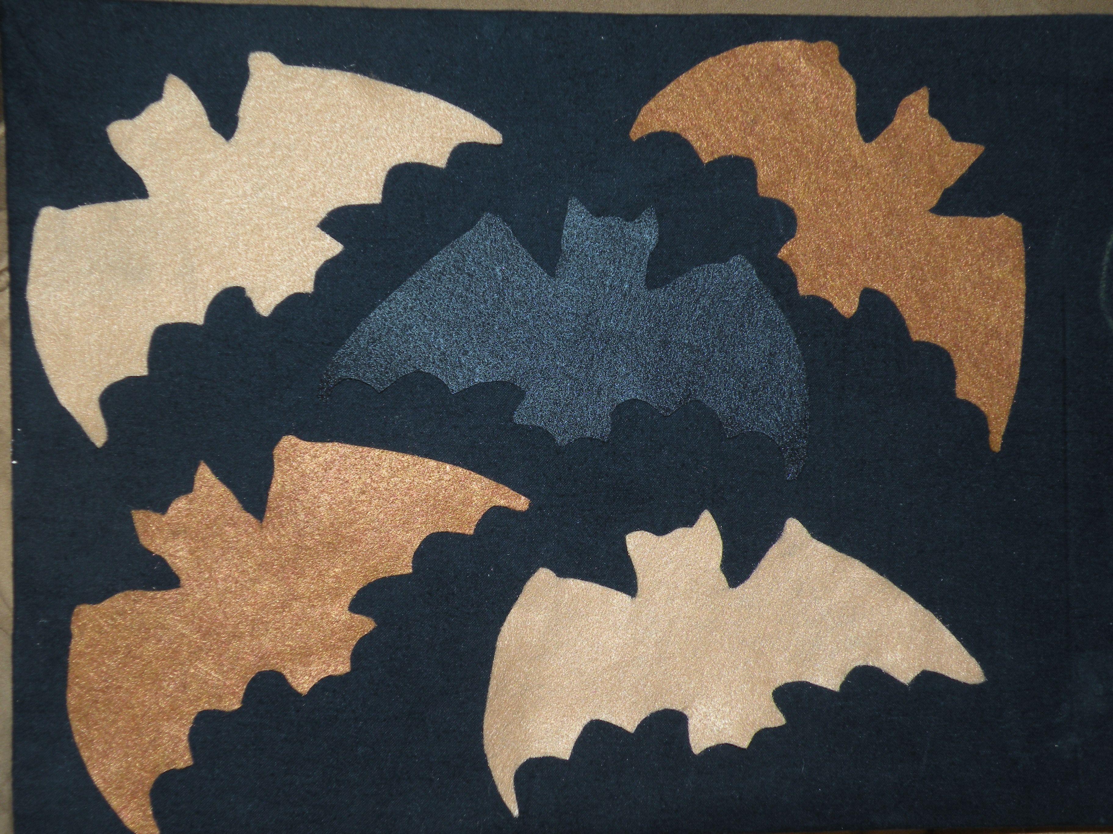 5 Little Bats