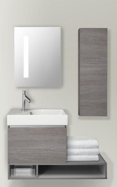 Des meubles vasque de petite profondeur meuble vasque Meuble vasque pour petite salle de bain