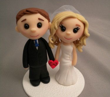 mini wedding cake toppers mini wedding cake topper personalized teeny by 17436
