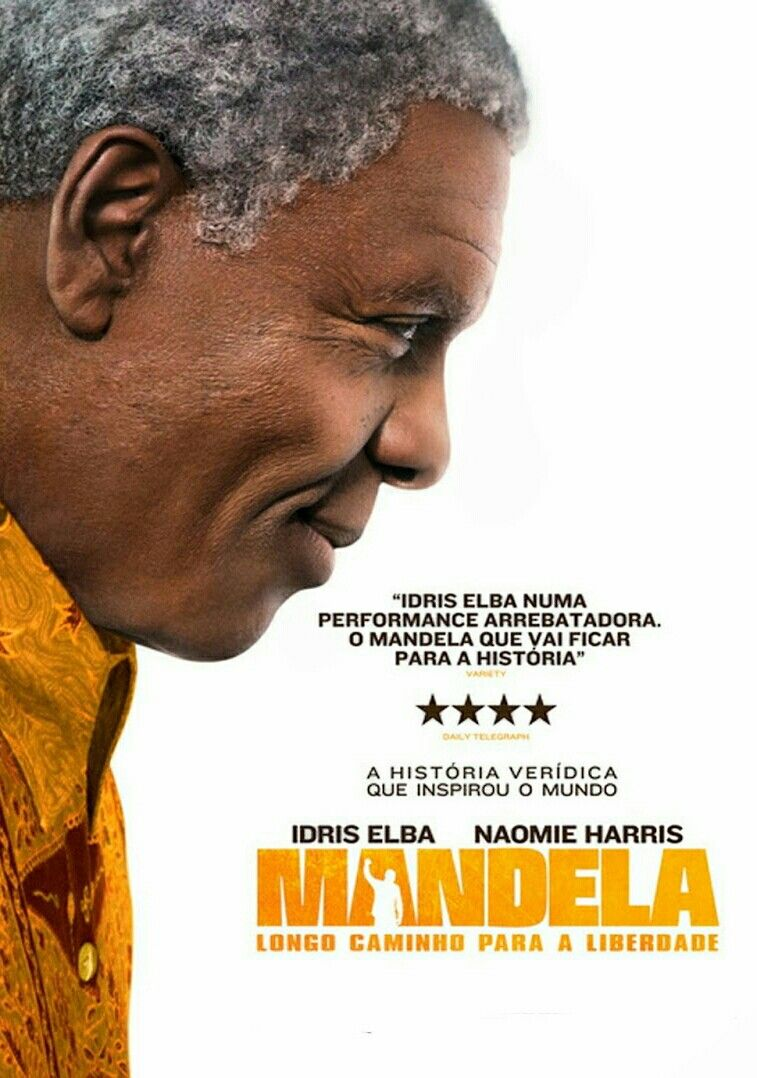 Mandela The incredible true story, Idris elba, Freedom