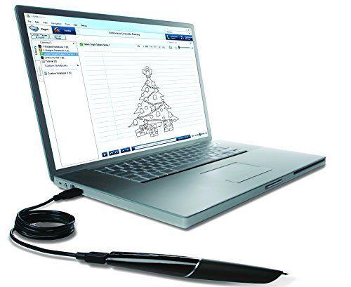 Der Livescribe Echo Smartpen ist das praktische Gagdet für Studenten, Manager und alle die Seminare, Konferenzen etc. besuchen. Der intelligente Stift.