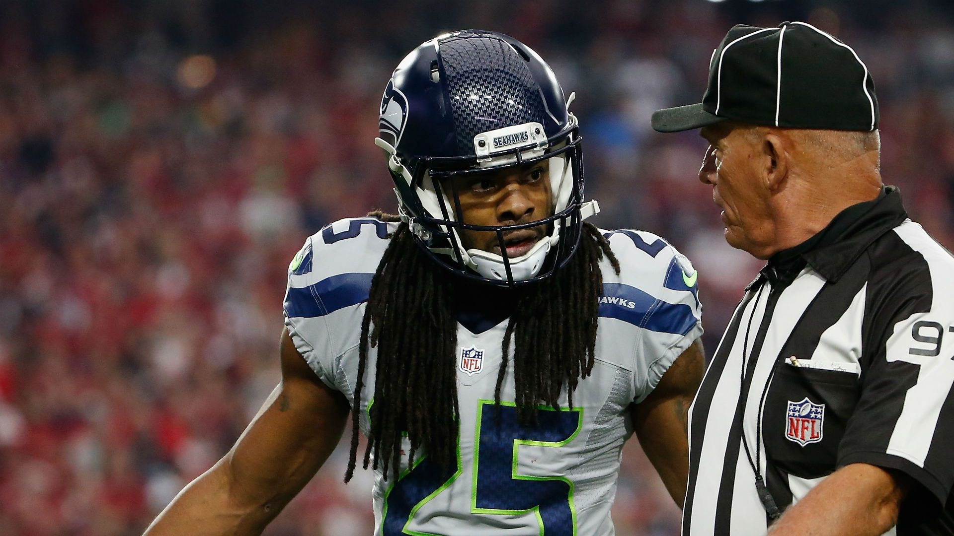 Wanting Richard Sherman castrated says a lot about Kaela Carpenter