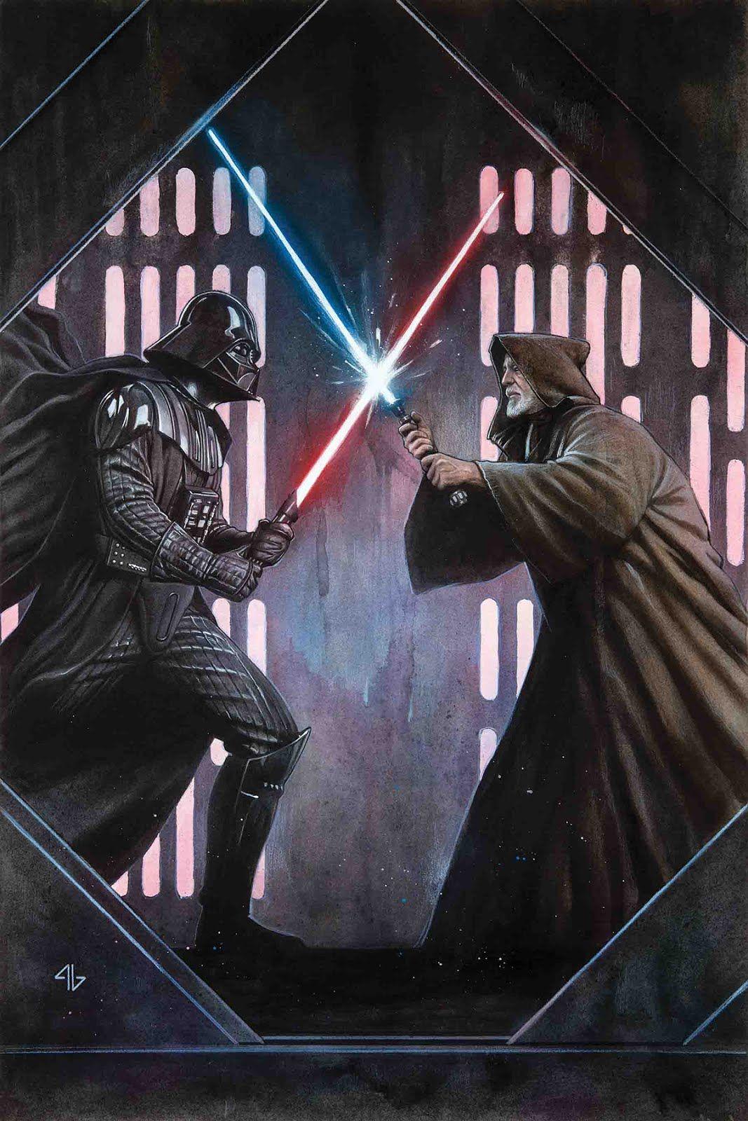 Star Wars Jedi Republic Mace Windu 2 By Adi Granov Star Wars Comics Star Wars Poster Star Wars Wallpaper