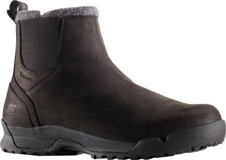 Sorel Paxson Chukka Waterproof Boot