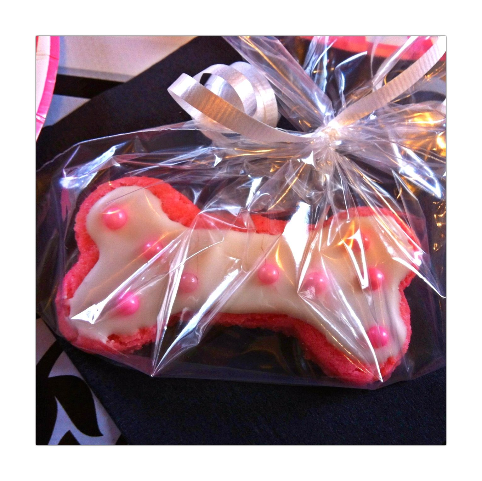 Dog Bone Cookies | Event & Party Creations | Pinterest