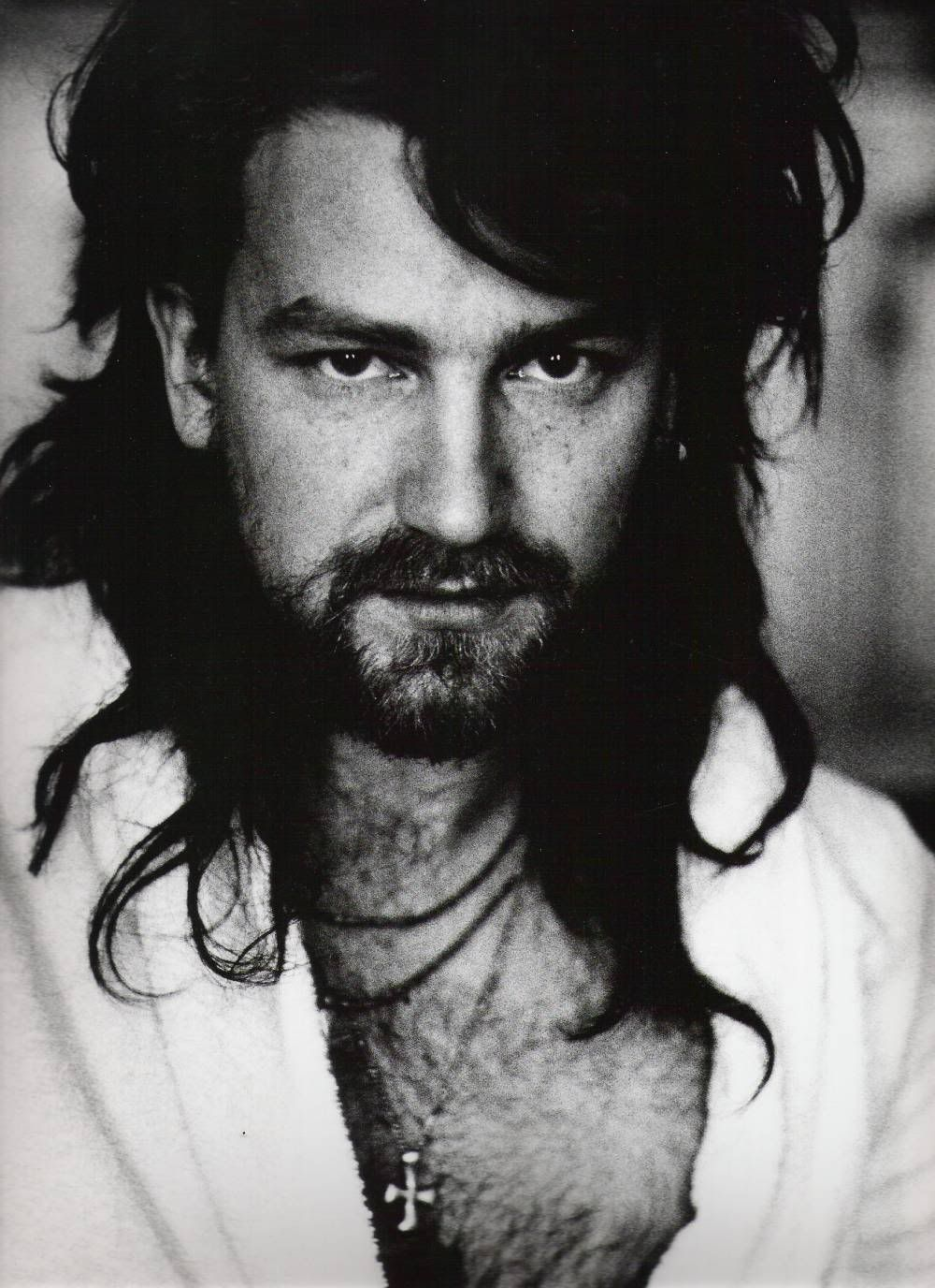 young Bono by Anton Corbijn