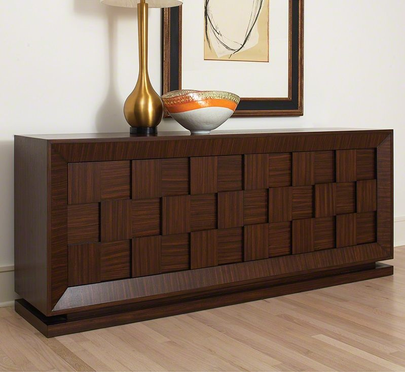 luxury interior design wood sideboard brown sideboard. Black Bedroom Furniture Sets. Home Design Ideas