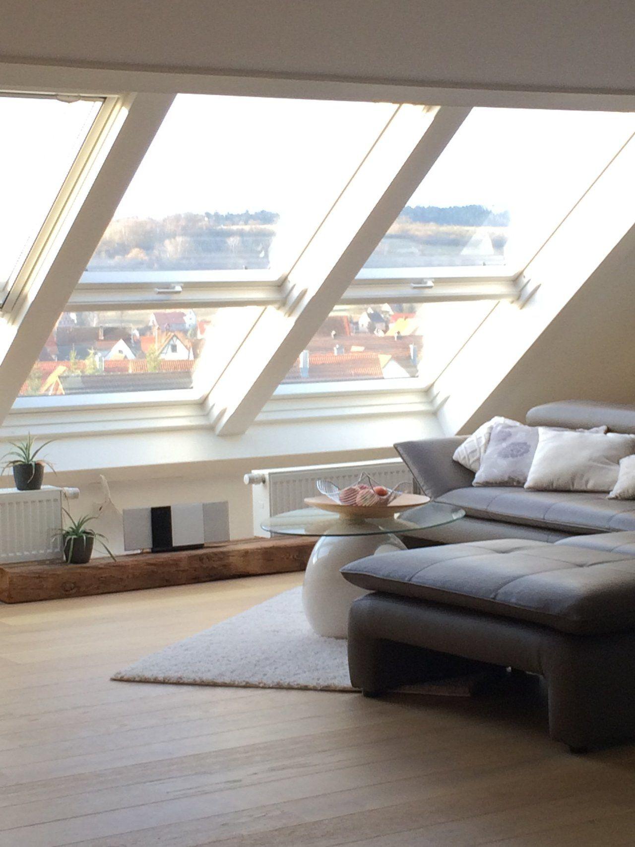 Raumgestaltung | Dachfenster en 2019 | Dachbodenausbau ...