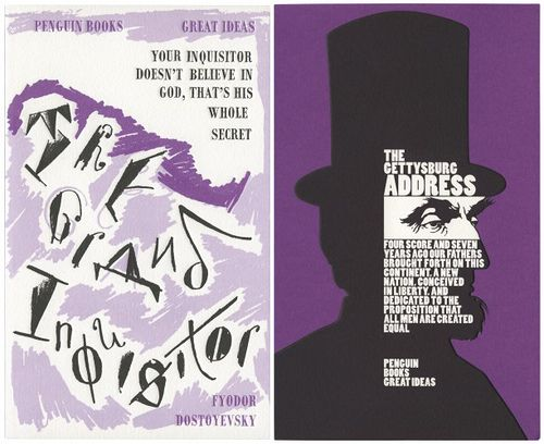 Penguin Great Ideas Series 4 The Grand Inquisitor By Fyodor