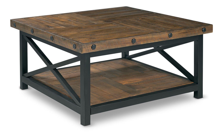 Carpenter Square Coffee Table In 2020