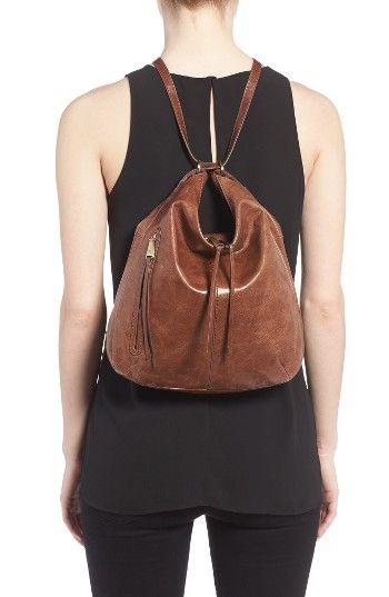 8bdaae409f Merrin backpack by hobo Leather Backpack