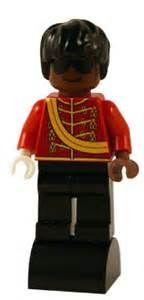 Custom LEGO Michael Jackson Minifig : Michael Jackson LEGO Minifigure