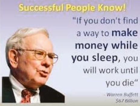 Warren Buffett How To Make Money