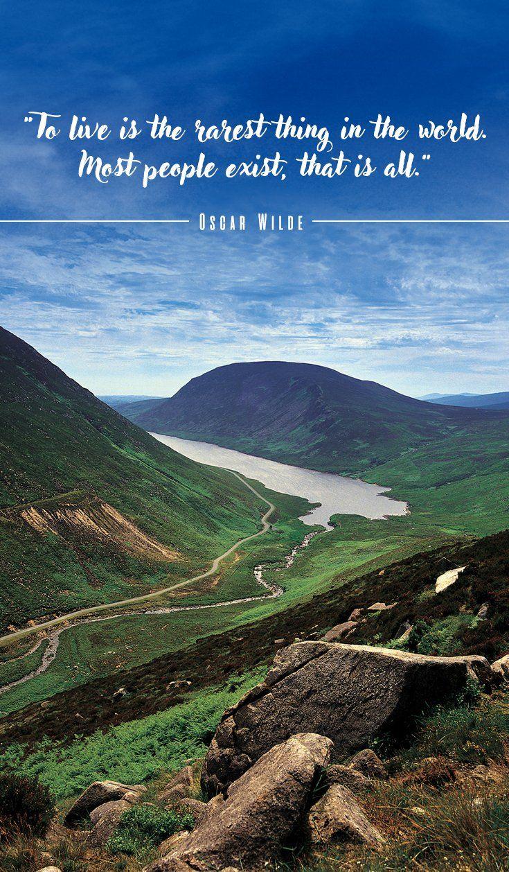 The Mourne Mountains Irish Quotes Mountains Ireland
