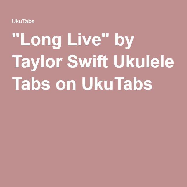 Long Live\