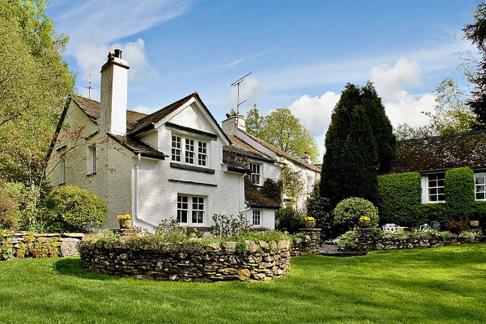 High Cleabarrow Lake district, Cottage, Windermere