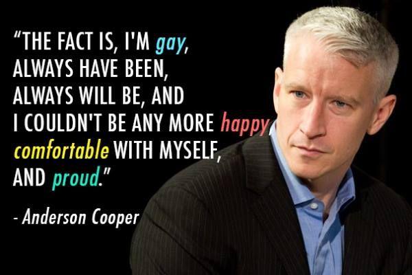 Gay right sayings