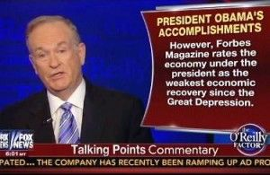 Bill O'Reilly: What Exactly Has Obama Accomplished In Five Years?