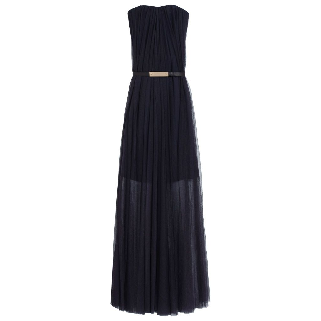 Mulberry tulle dress my style pinterest midnight blue